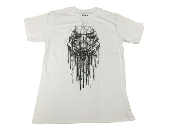 Star Wars Stormtrooper Graffiti Drip Men's T Shirt - tshirtconnect