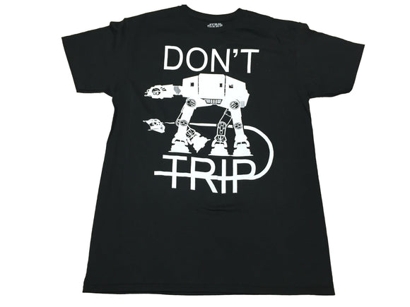 Star Wars Don't Trip AT-AT Walker Battle Hoth Men's T Shirt - tshirtconnect