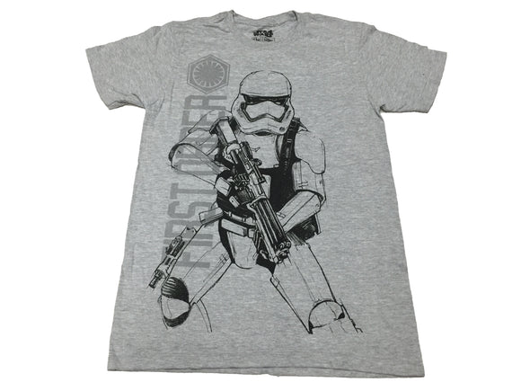 Star Wars Imperial Stormtrooper First Order Men's T Shirt - tshirtconnect