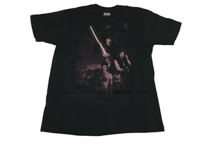 Star Wars Luke Skywalker Leia Han Solo Vader Men's T Shirt - tshirtconnect