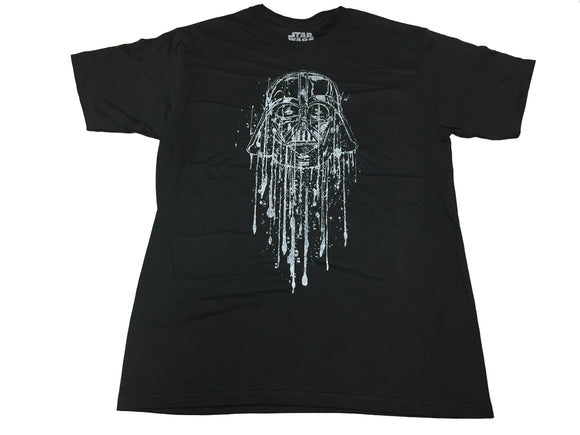 Star Wars Darth Vader Graffiti Drip Men's T Shirt - tshirtconnect