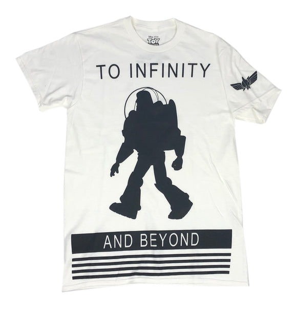 Disney Toy Story Buzz Lightyear To Infinity And Beyond Men's T Shirt - tshirtconnect