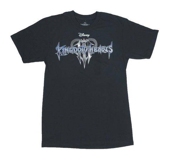 Disney Kingdom Hearts 3 Logo Men's T Shirt - tshirtconnect
