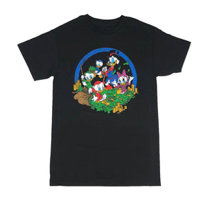 Disney Ducktales Scrooge Mcduck Huey Dewey Louie Webby Retro Men's T Shirt - tshirtconnect
