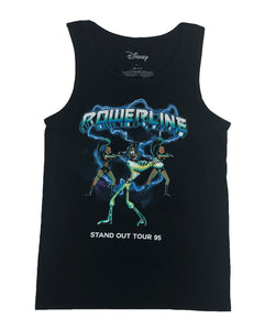 Disney Goofy Movie Powerline Stand Out Tour 95 Men's Tank Top - tshirtconnect