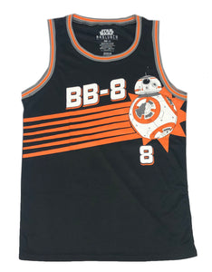 Star Wars BB-8 Droid Graphic Mens Jersey - tshirtconnect