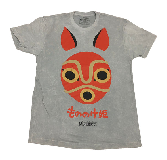 Princess Monoke Anime Studio Ghibli Men's T Shirt - tshirtconnect