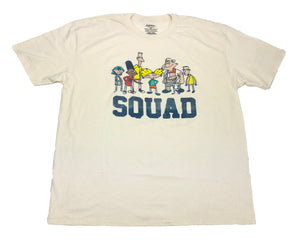 Nickelodeon Hey Arnold Squad Gerald Helga Stinky Sid Harold Men's T Shirt - tshirtconnect