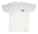 Brixton MFG Old English Logo Short Sleeve Men's T Shirt - tshirtconnect