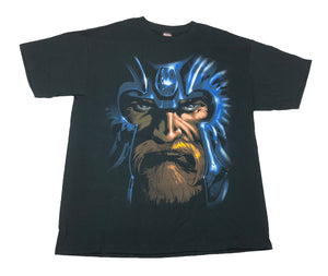 Marvel The Mighty Thor Mjollnir Odin Thunder God Movie Avengers Men's T Shirt - tshirtconnect