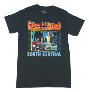 Boyz N The Hood Men's T Shirt Movie Poster Tee LA South Central Los Angeles