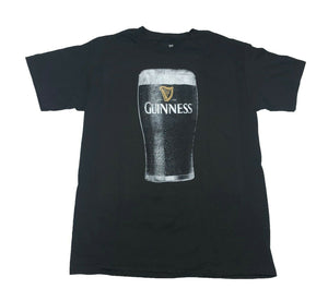 Guinness Men's T Shirt Pint Of Beer Dark Stout - tshirtconnect