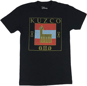 Disney Emperors New Groove Men's T Shirt Kuzco Logo Disneyland Disneyworld - tshirtconnect
