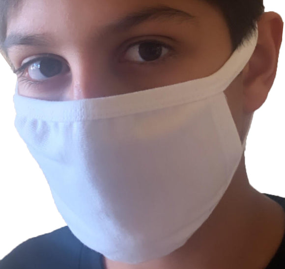 Cotton Face Mask Washable Reusable Comfortable Unisex Adults/Children - tshirtconnect