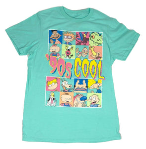 Nickelodeon 90s Cool Hey Arnold Rugrats Real Monsters Rocko Men's T Shirt - tshirtconnect