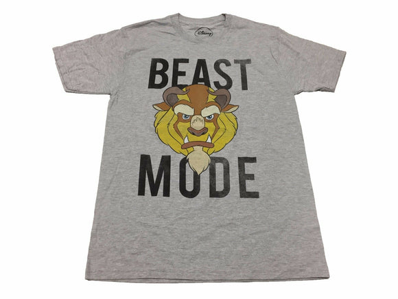 Disney Beast Mode Beauty And The Beast Vintage Distressed Men's T Shirt - tshirtconnect