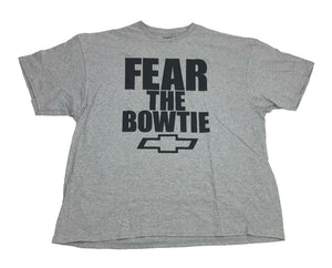 General Motors GM Chevrolet Chevvy Fear The Bowtie Men's T Shirt - tshirtconnect