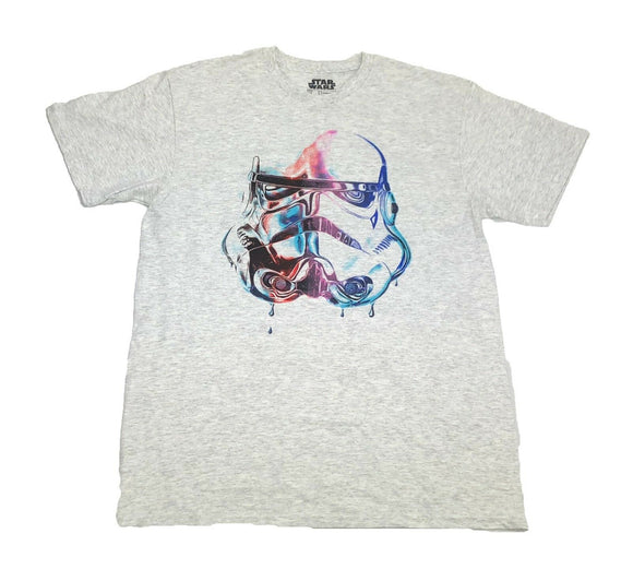 Star Wars Stormtrooper Colorful Graffiti Drip Men's T Shirt - tshirtconnect