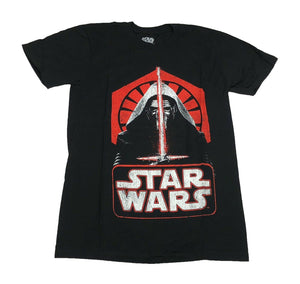 Star Wars Kylo Ren First Order Logo Men's T Shirt - tshirtconnect