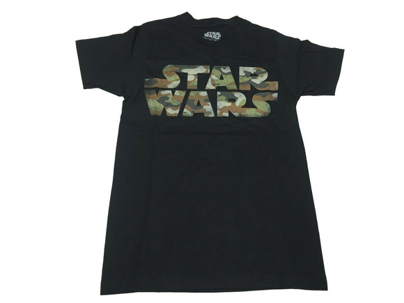 Star Wars Original Logo Camo Men's T Shirt - tshirtconnect