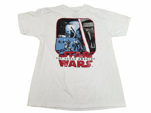 Star Wars Men's T shirt The Force Awakens Kylo Ren Rey Finn R2D2 C3P0 - tshirtconnect