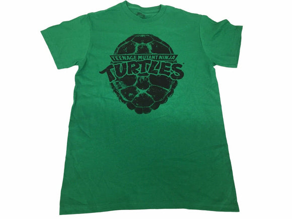 Teenage Mutant Ninja Turtles TMNT Shell Logo Men's T Shirt - tshirtconnect