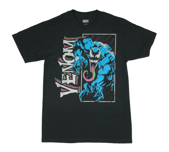 Marvel Men's T Shirt Venom Crawler Logo Graphic Tee - tshirtconnect