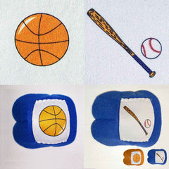 Baseball & Basketball (Classic)