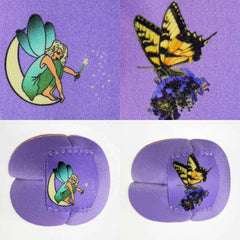 Fairy & Butterfly (Classic)