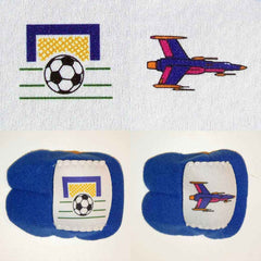 Jet Fighter & Soccer (Classic)
