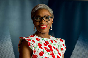 All is Bright Campaign featuring inspirational women - Tessy Ojo CBE