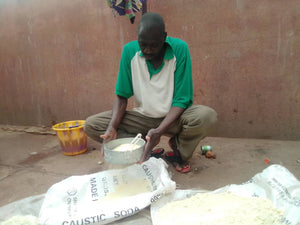 Meet Jean Yves - 'The Soap Man'
