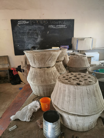 Sustainable eco friendly stoves in Gambia