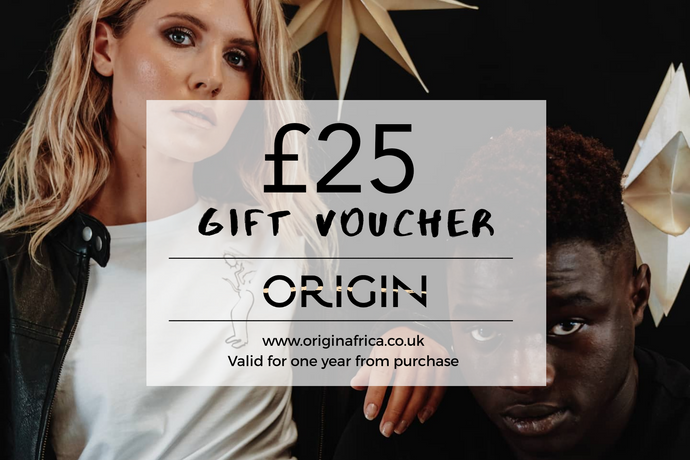 ORIGIN Personalised e-Gift Card