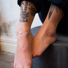 Eco-Silver Anklet