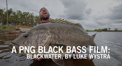 A PNG Black Bass Film: With Luke Wyrsta
