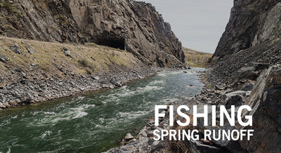 Fishing Spring Runoff - BY GREG GARCIA