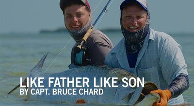 Like Father Like Son by Capt. Bruce Chard