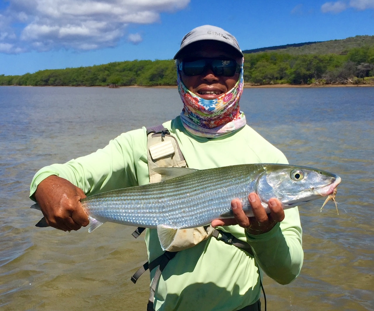 Capt. Clayton Ching Hatch Outdoors Pro Staff