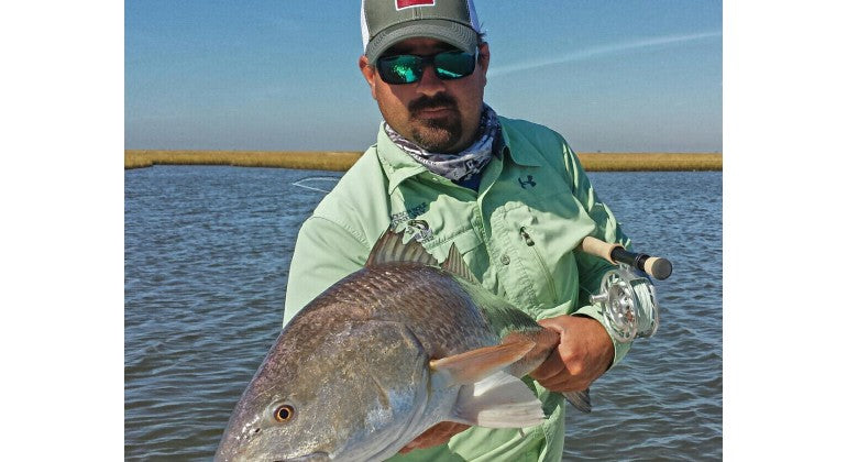 Capt. Brett Novik Hatch Outdoors Pro Staff