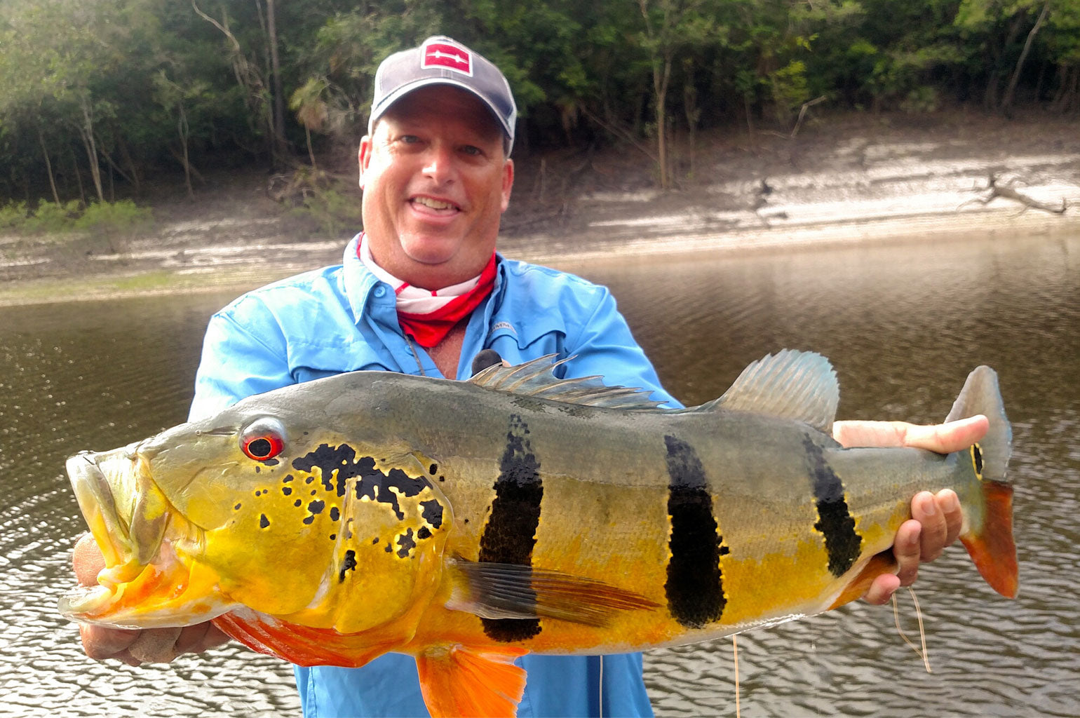 Capt. Bruce Chard Hatch Outdoors Pro Staff