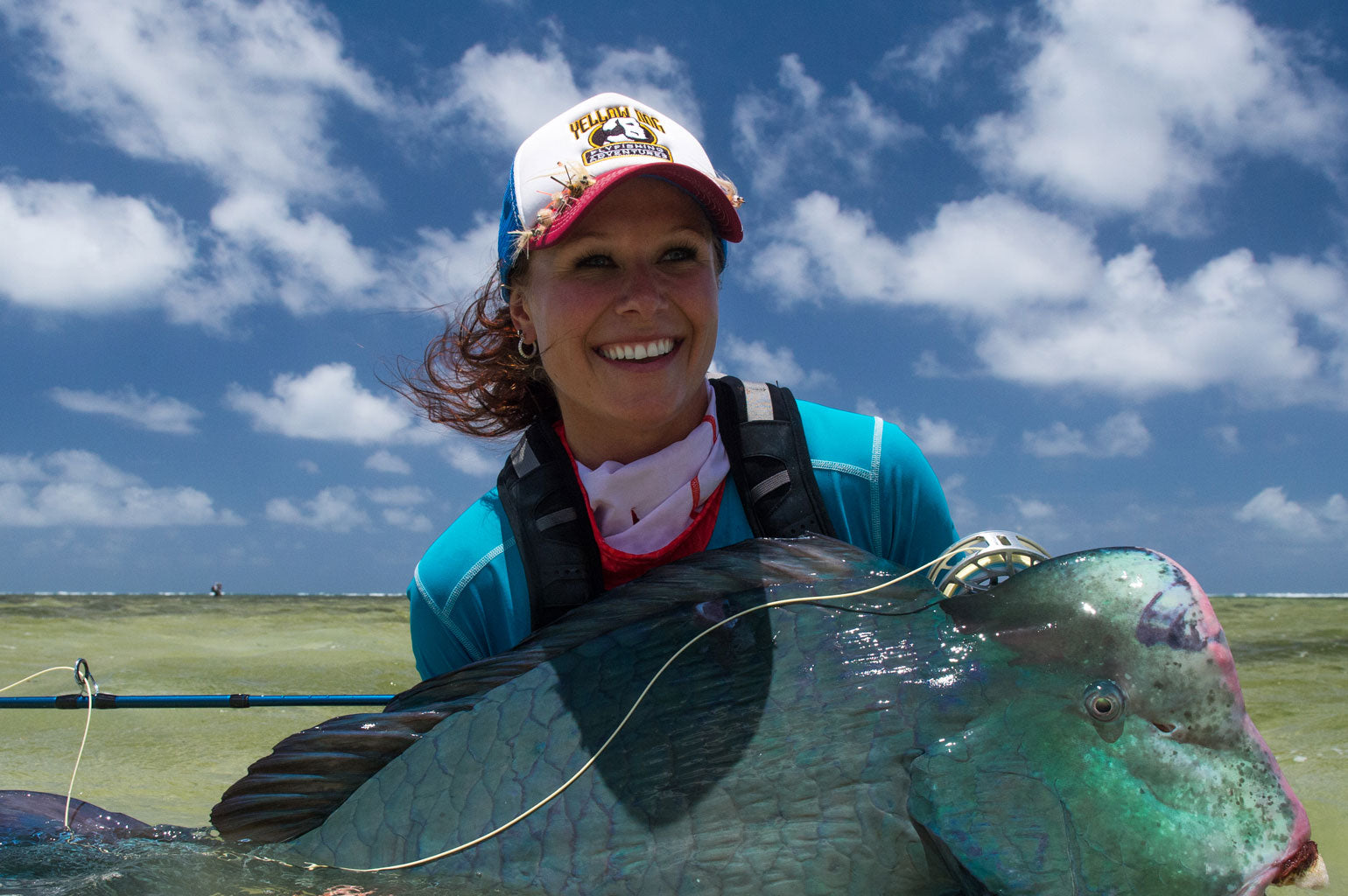 Camille Egdorf Hatch Outdoors Pro Staff
