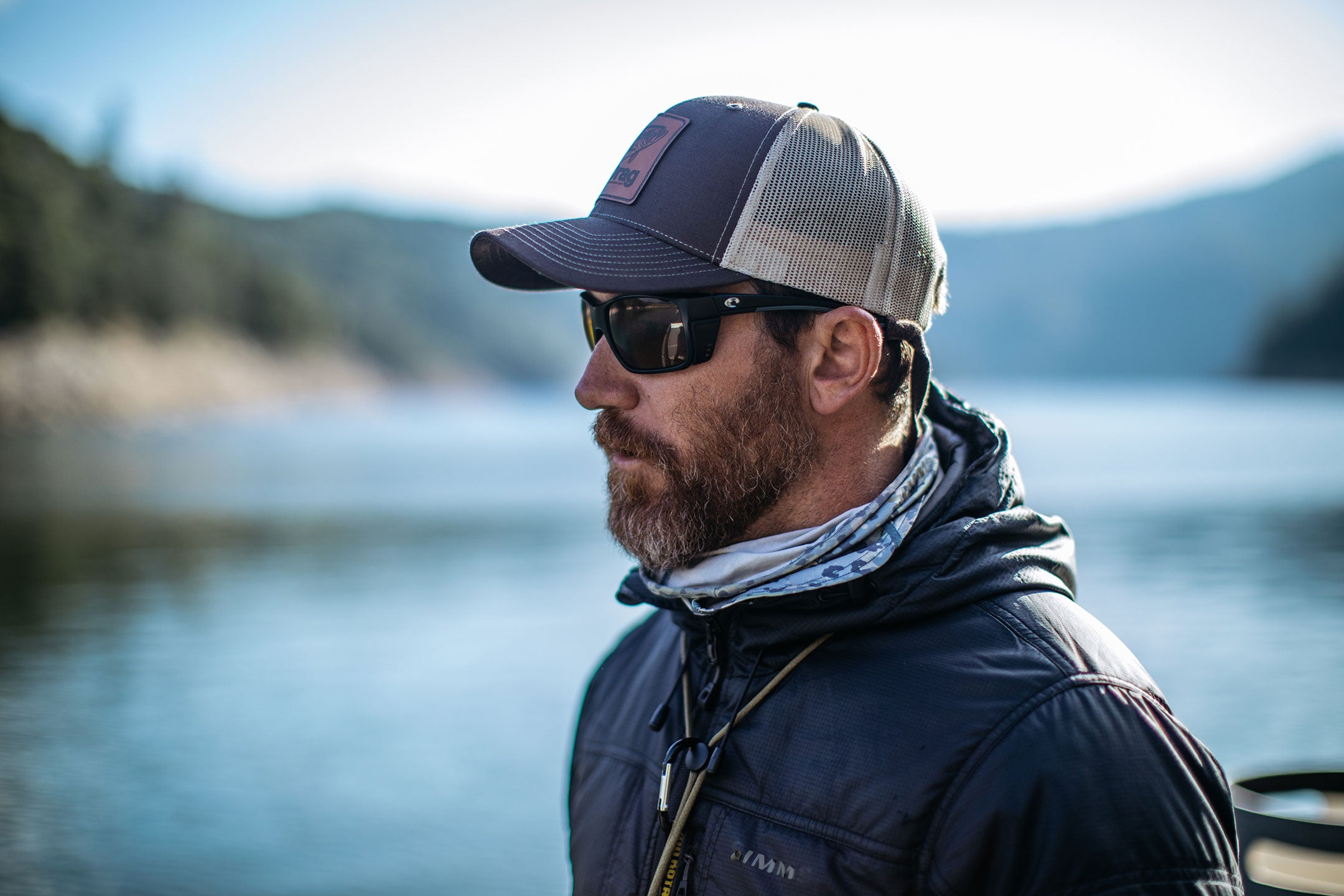 Capt. Chuck Ragan Hatch Outdoors Pro Staff