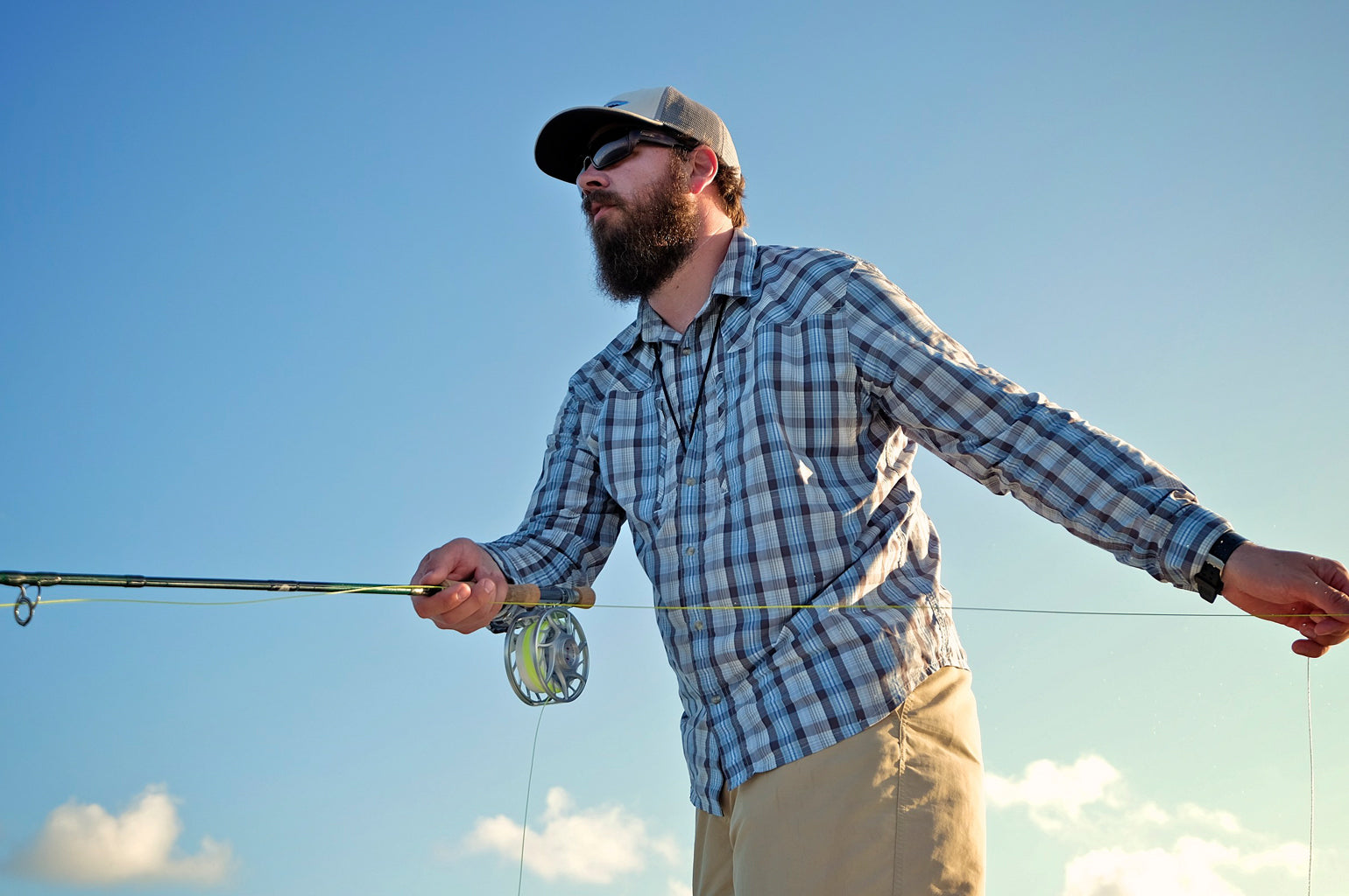 Dustin Carlson Hatch Outdoors Pro Staff