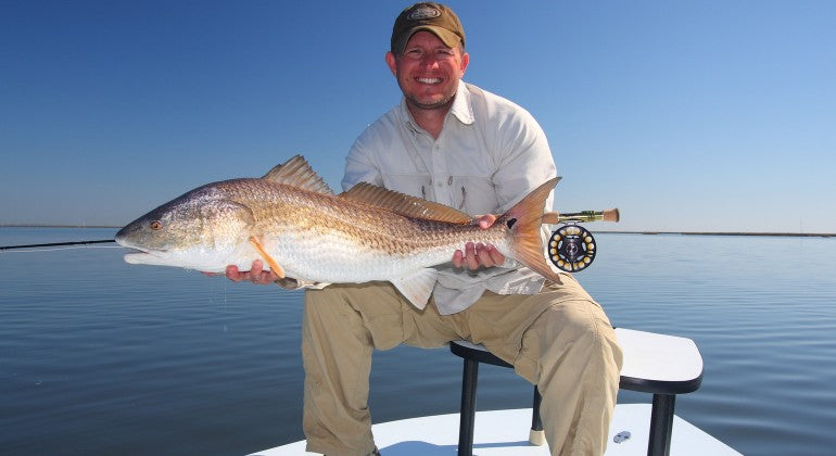 Capt. Greg Moon Hatch Outdoors Pro Staff