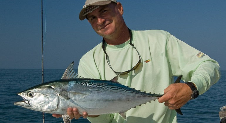 Capt. Jeff Becker Hatch Outdoors Pro Staff