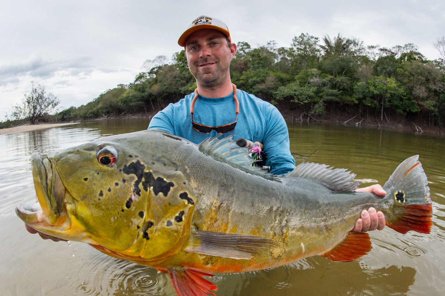 John Hudgens Hatch Outdoors Pro Staff