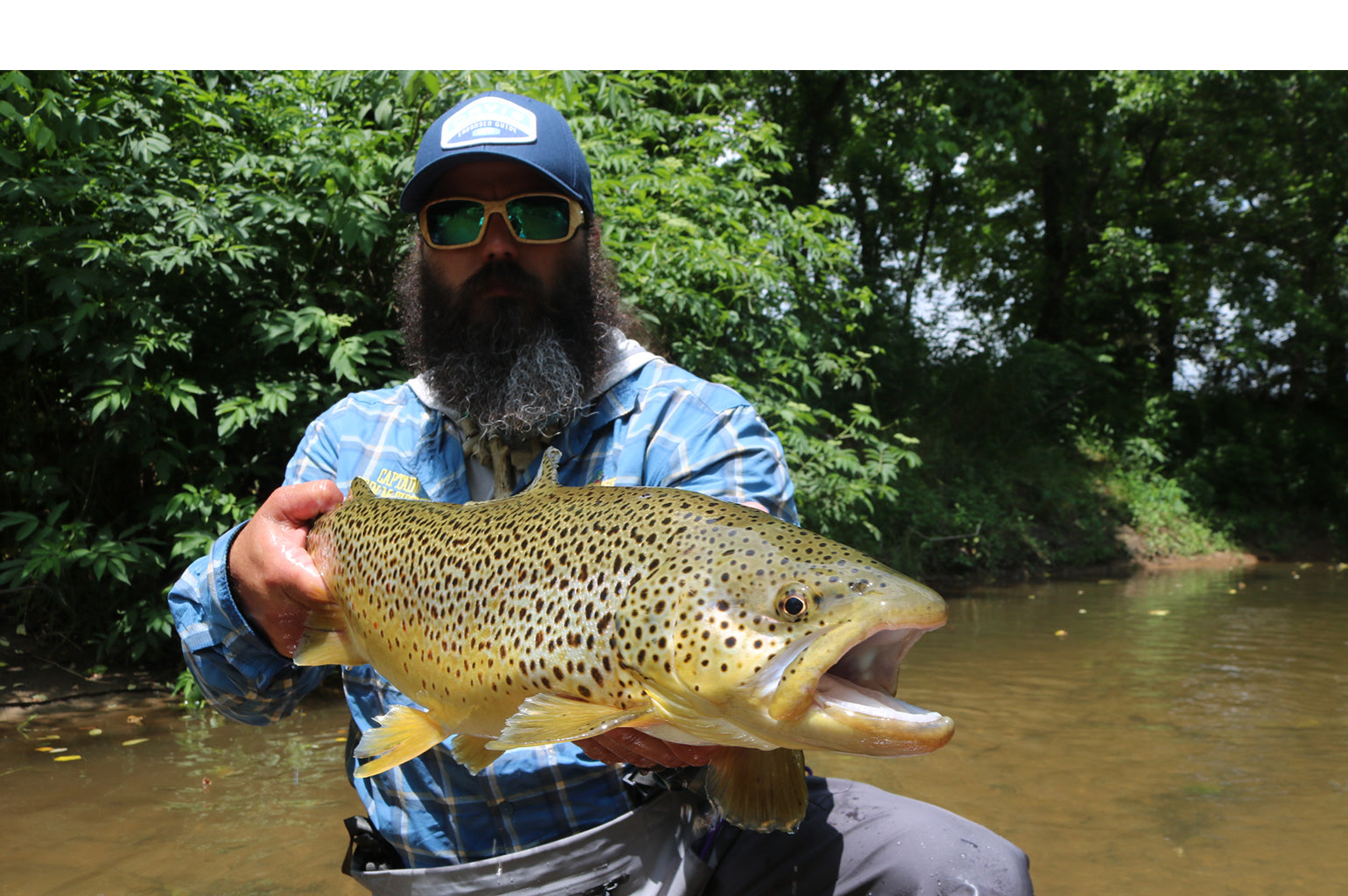 Capt. John McCloskey Hatch Outdoors Pro Staff