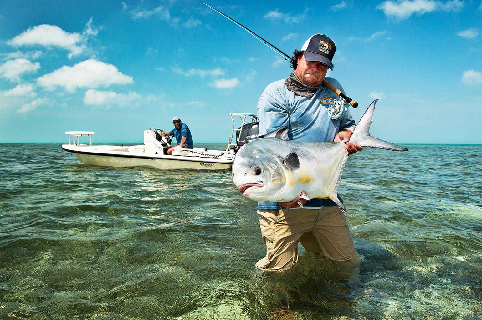 Capt. Justin Rea Hatch Outdoors Pro Staff