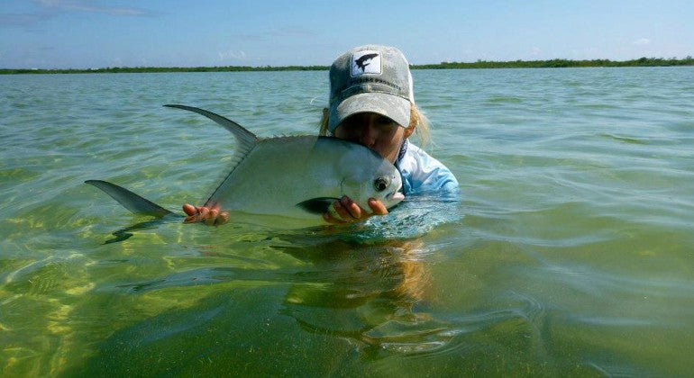 Capt. Lacey Kelly Hatch Outdoors Pro Staff